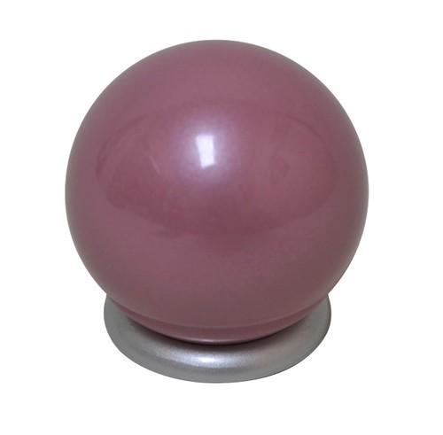 分骨壺 球型(ピンク)