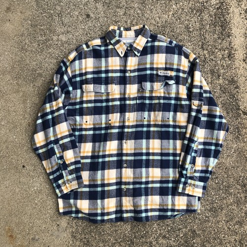 "COLUMBIA ""PFG"" FLANNEL SHIRTS"