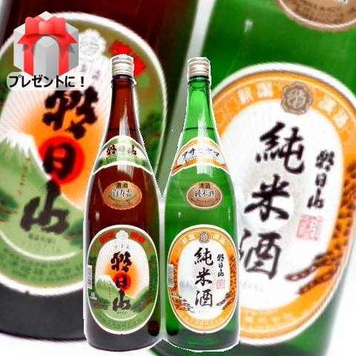 日本酒セットC[厳選!当店の利き酒師がおすすめの日本酒1.8L×2本]