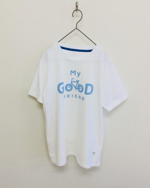 【快晴堂】men'sサイズ バイクUNI-Tシャツ/81C-71B