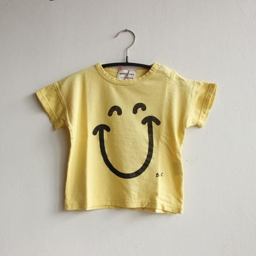 《BOBO CHOSES 2021SS》Big Smile T-Shirt / 6-36M