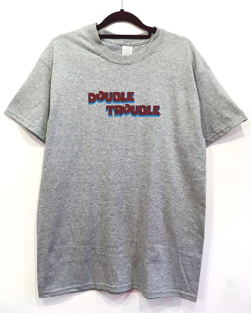"CHEAP TIMES ""DOUBLE TROUBLE"" Tshirt"