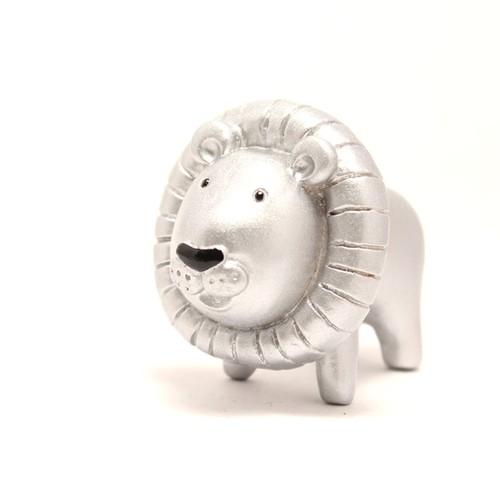 ライオン(シルバー)