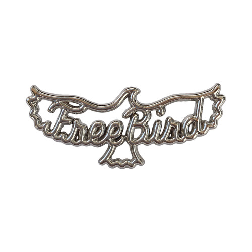 """BEHOLDER """"Free Bird"""" Pin"""