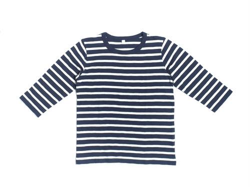 キッズ用ボーダーシャツ(120・130・140)