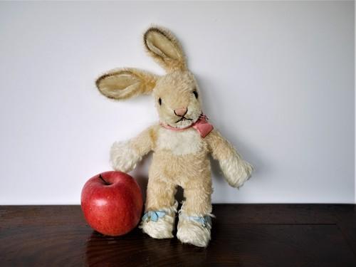 ヴィンテージ  シュタイフ うさぎ ぬいぐるみ Steiff サッシー Baby Rabbit Sassy