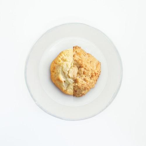 【おうちで作ろう!お菓子キットのセット】キャラメルバナナのスコーン 10個(5個 × 2セット)+ あくまのクッキー 10個分(ご家庭用)