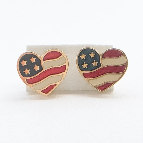 """AVON"" Heart of America pierce & pin set[p-213]"