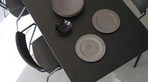 dual dining table(w1600)