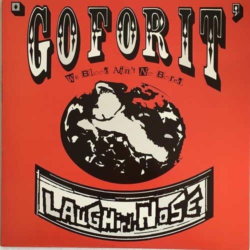 【LP・国内盤】ラフィン・ノーズ / GO FOR IT