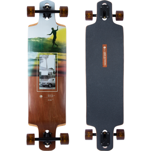【Arbor Skateboard】Drop Cruiser Photo Collection ロンスケコンプリート