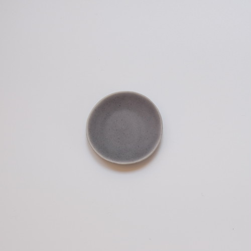 豆皿 パープル