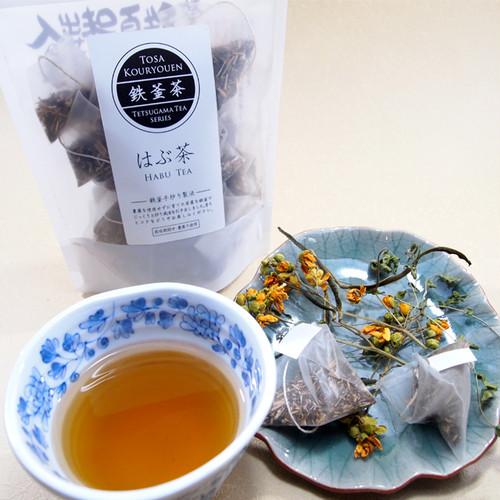 鉄釜茶 はぶ茶【テトラパック・2グラム×25個入り】