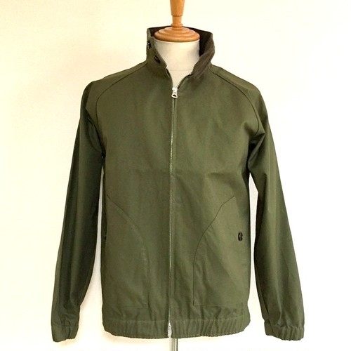 VENTILE G9 stand jacket Army Olive