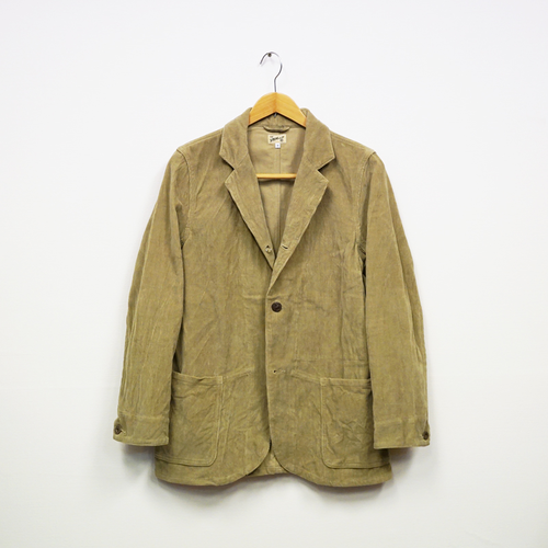 THE SACK COAT (CORDUROY)