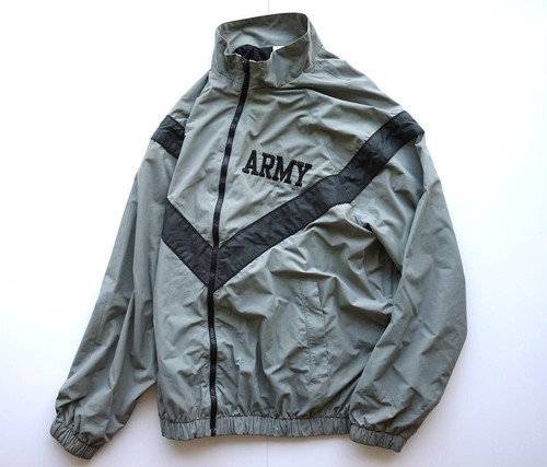 2000's [U.S.ARMY] PFUジャケット グレー 表記(LARGE-LONG) アメリカ軍 実物