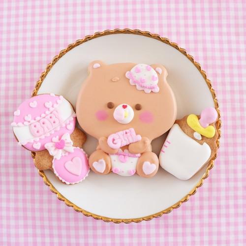 BABY アイシングクッキープチギフト♡