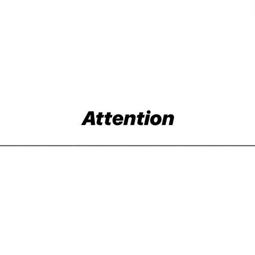■ATTENTION■ ご購入前に必ずお読みください。