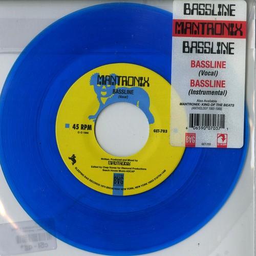Mantronix / Bassline
