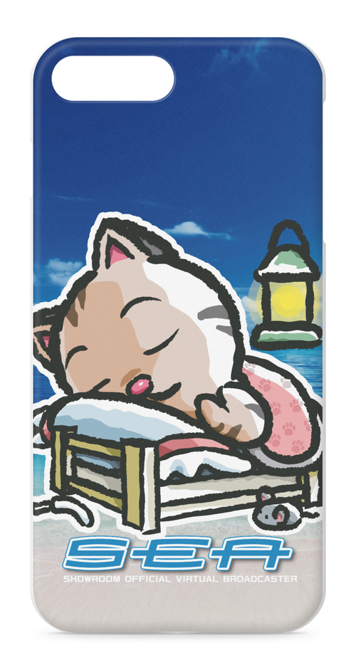 <iPhone 8 Plus / 7 Plus - 正>おやすみーちゃん