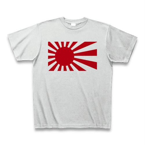 旭日旗Tシャツ 白