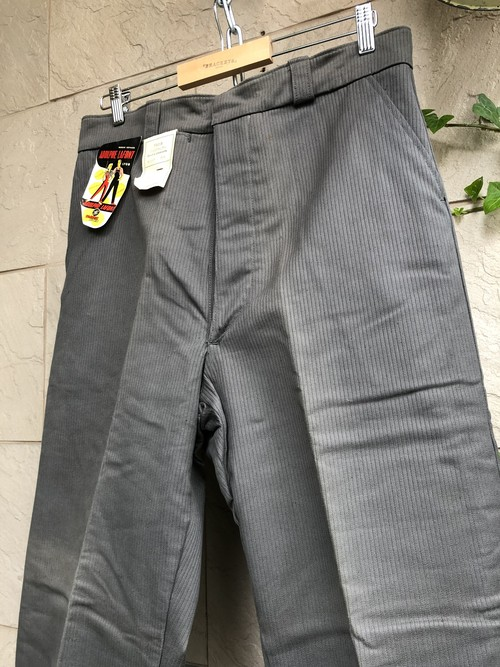 """Deadstock 1950s French work trousers """"ADOLPHE LAFONT"""""""