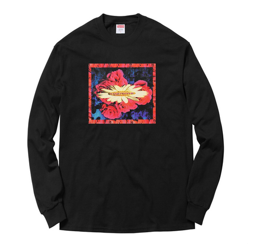 Supreme Bloom L/S Tee