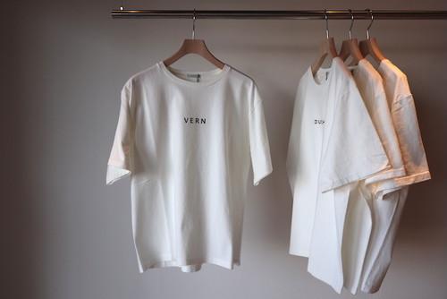 『LENO』Printed T-Shirt / VERN