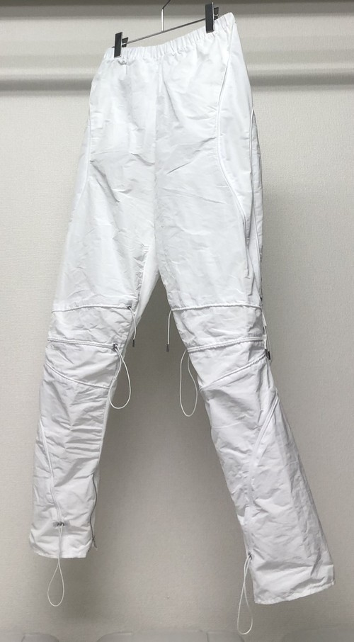 ARNAR MAR JONSSON KENTISH ENGINEERED TROUSERS WITH CORD PULLER SYSTEM