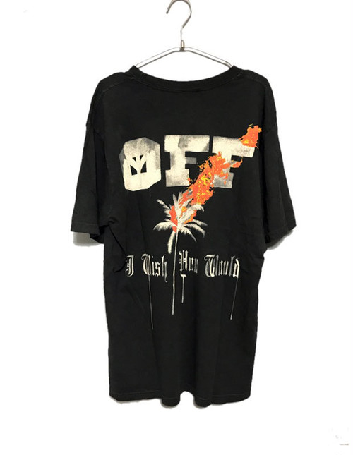 Off White x Babylon LA Tee (Black)