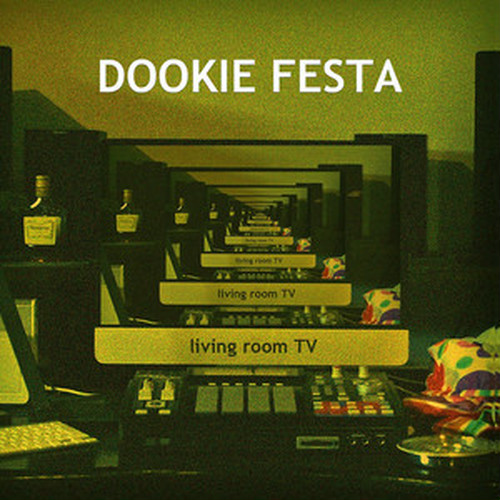 "DOOKIE FESTA 5th mini album ""living room TV"""