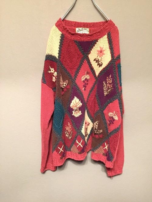 panel knit