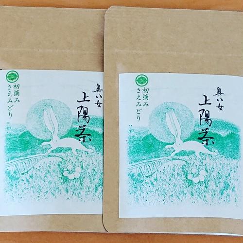 ★新茶★【福岡・八女】さえみどり(50g)