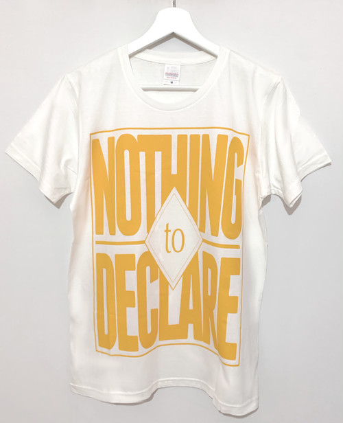 Original Logo Tee (White x Yellow)