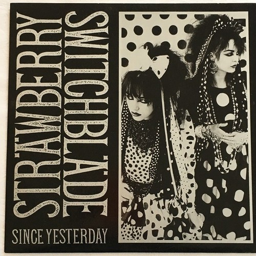 【12inch・英盤】Strawberry Switchblade / Since Yesterday