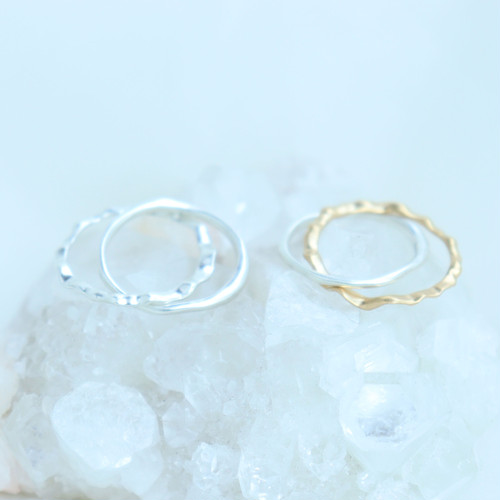 Ring / Frill double