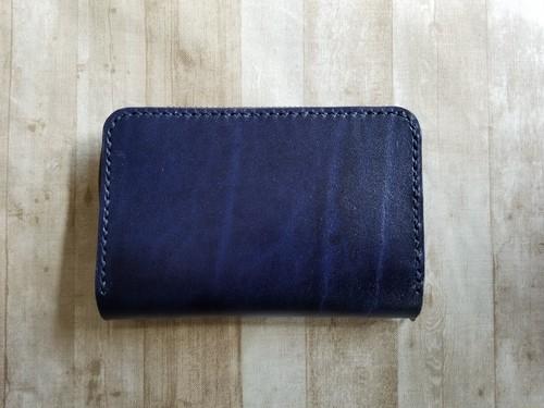 ルガトショルダーのラウンドファスナー財布