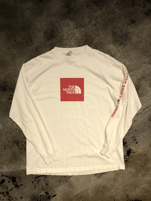 THE NORTH FACE L/S Logo Tee