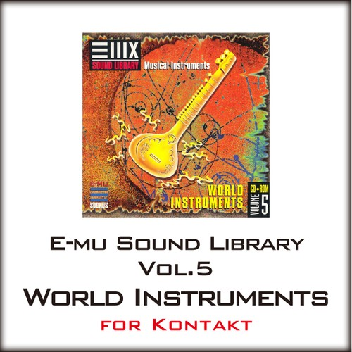 E-mu Sound Library Vol.5 World Instruments for Kontakt