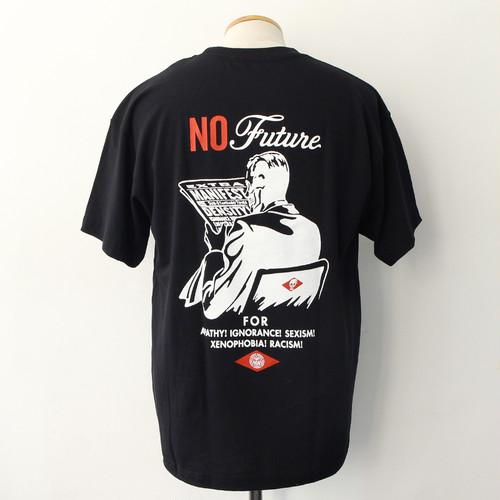 【OBEY】 NO FUTURE (BLACK)
