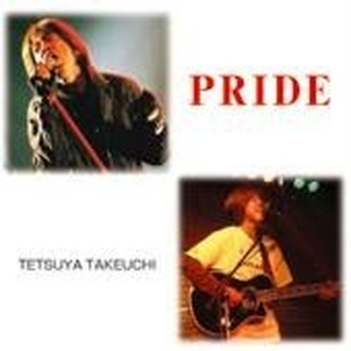 2nd.Alubum『PRIDE』