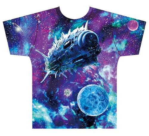フルグラフィックTシャツ 090617_001