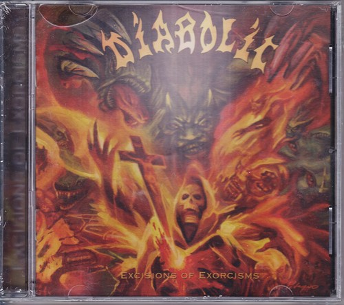 DIABOLIC 『Excisions of Exorcisms』