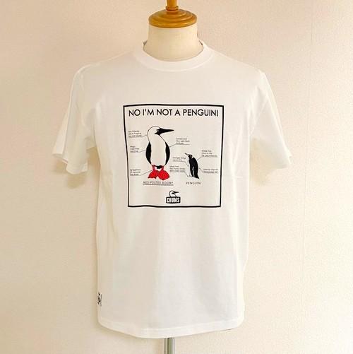 I'm not Penguin T-shirts White