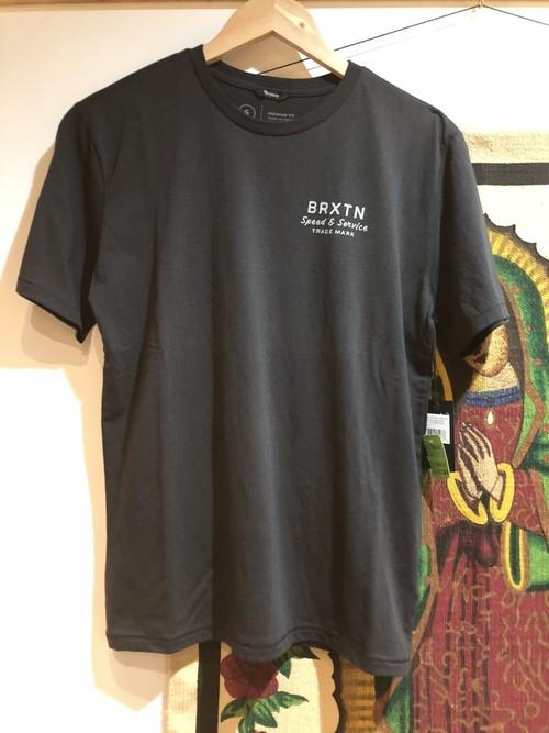 BRIXTON DASH S/S  TEE black