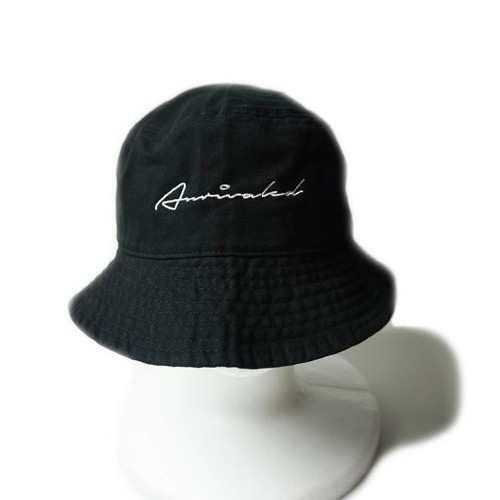 "ANRIVALED by UNRIVALED ""BUCKET HAT"" BLACK"