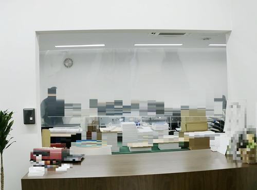 【特別商品】新型コロナウィルス飛沫感染対策ビニールカーテン代用防護シート