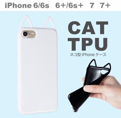 白猫黒猫iPhoneケース
