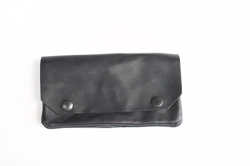 【KLASICA】ARLON WALLET - BLACK