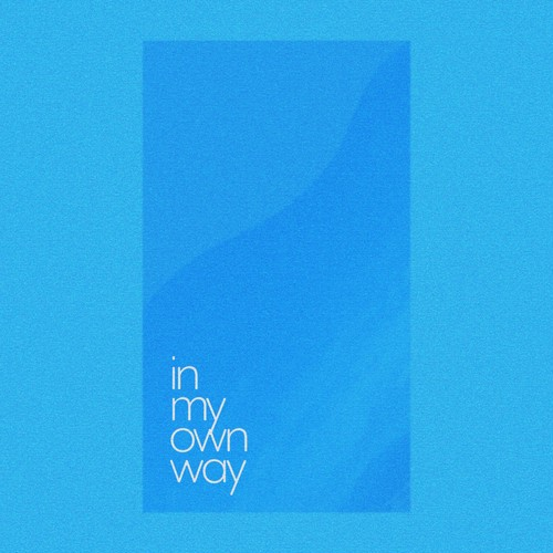 "【CD】""in my own way e.p."""